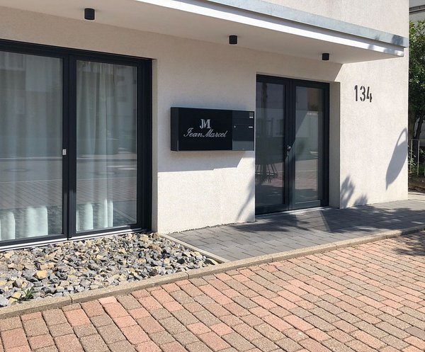 New Jean Marcel Show Room near Pforzheim